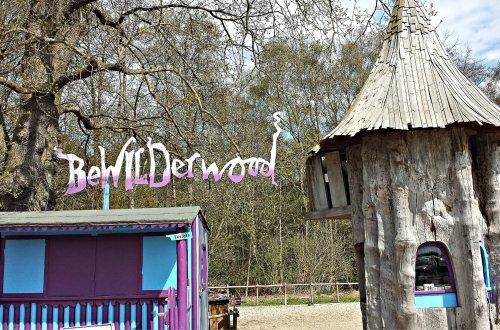 BeWILDerwood entrance