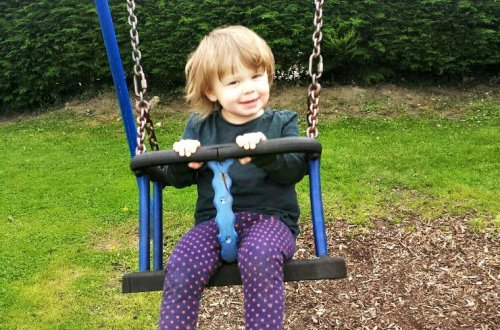 This Week in Five - G on the swings