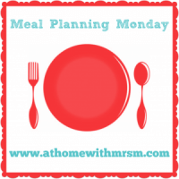 Meal Planning Monday image