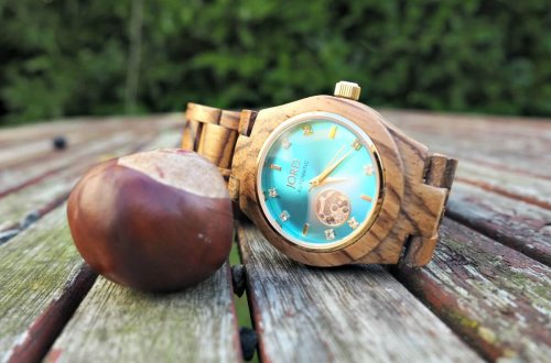 Jord-Wood-Watches-Review-Competition-watch-outside