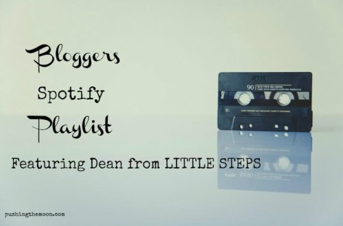 Bloggers-spotify-playlist-featuring-dean-from-little-steps
