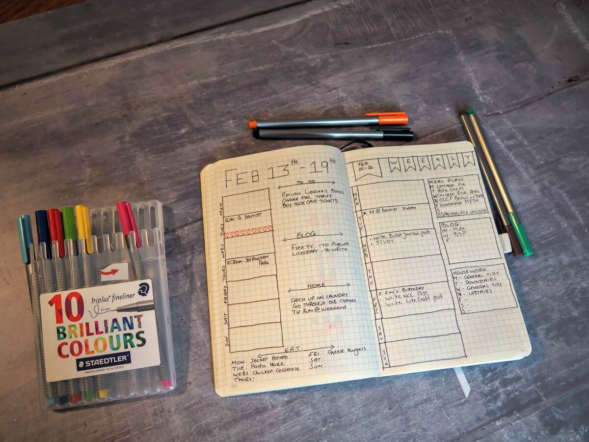 Bullet Journal for Beginners