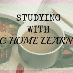Studying with NCC Home Learning