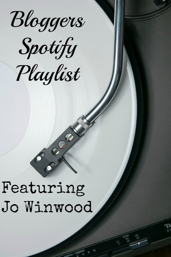 Bloggers Spotify Playlist -Jo Winwood - a playlist of nothing but songs by David Bowie.