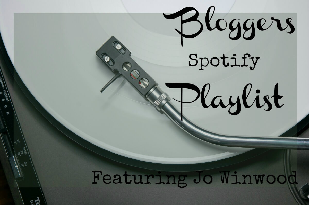 Bloggers Spotify Playlist featuring Jo Winwood