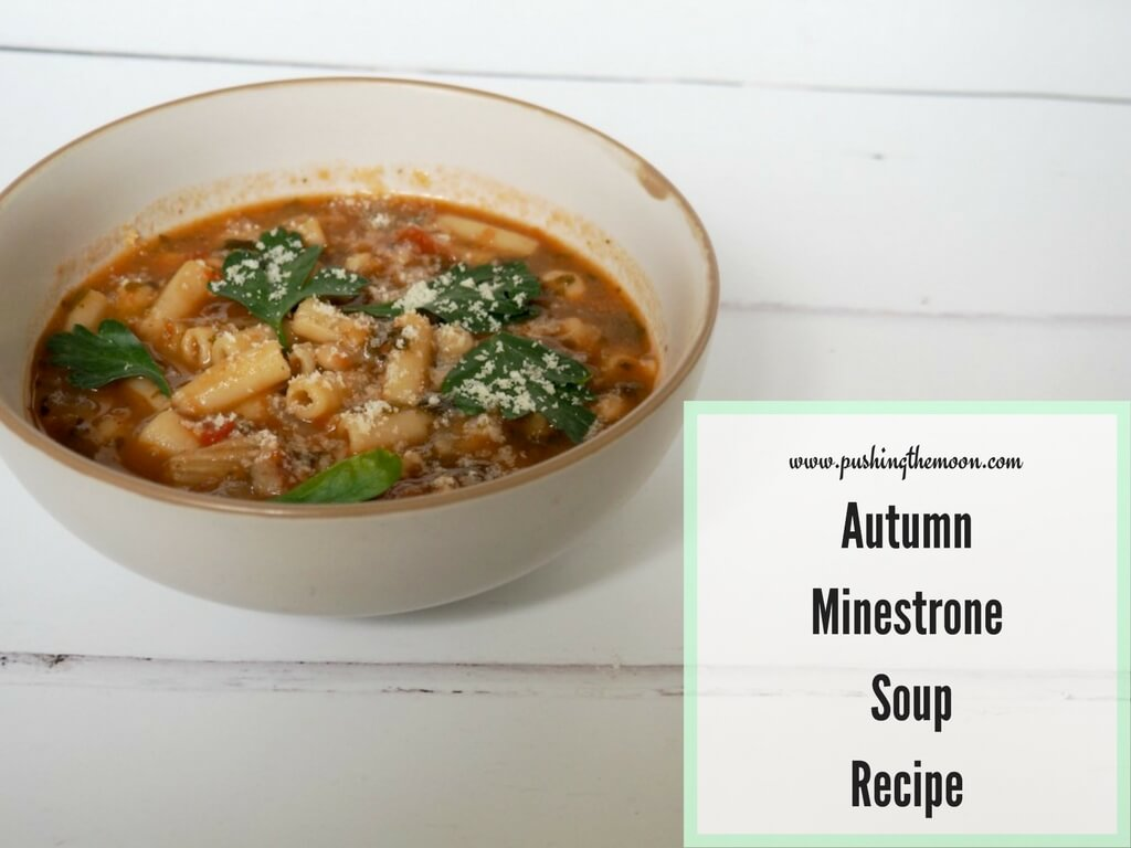 Autumn Minestrone Soup Recipe