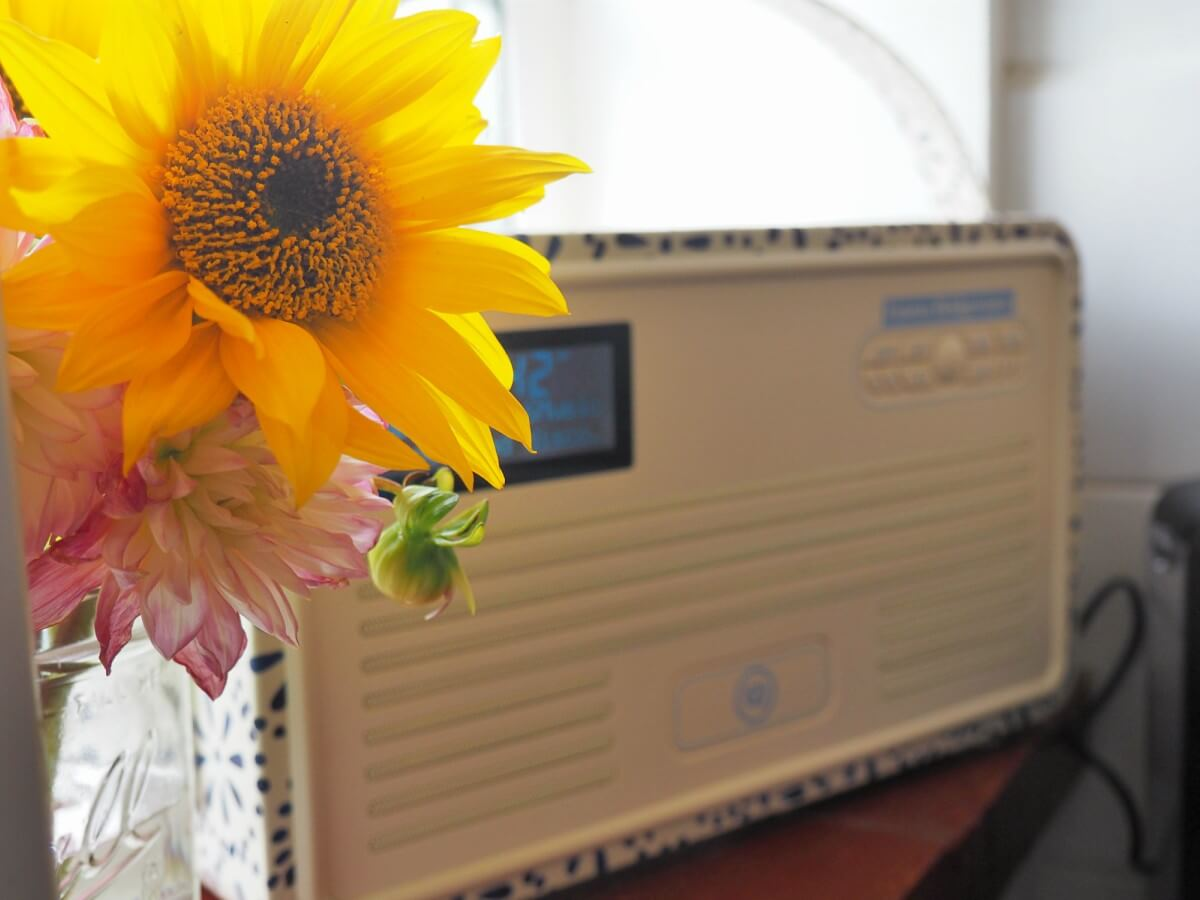 Emma Bridgewater Digital Radio Retro Mk II from VQ - Review and Giveaway 4