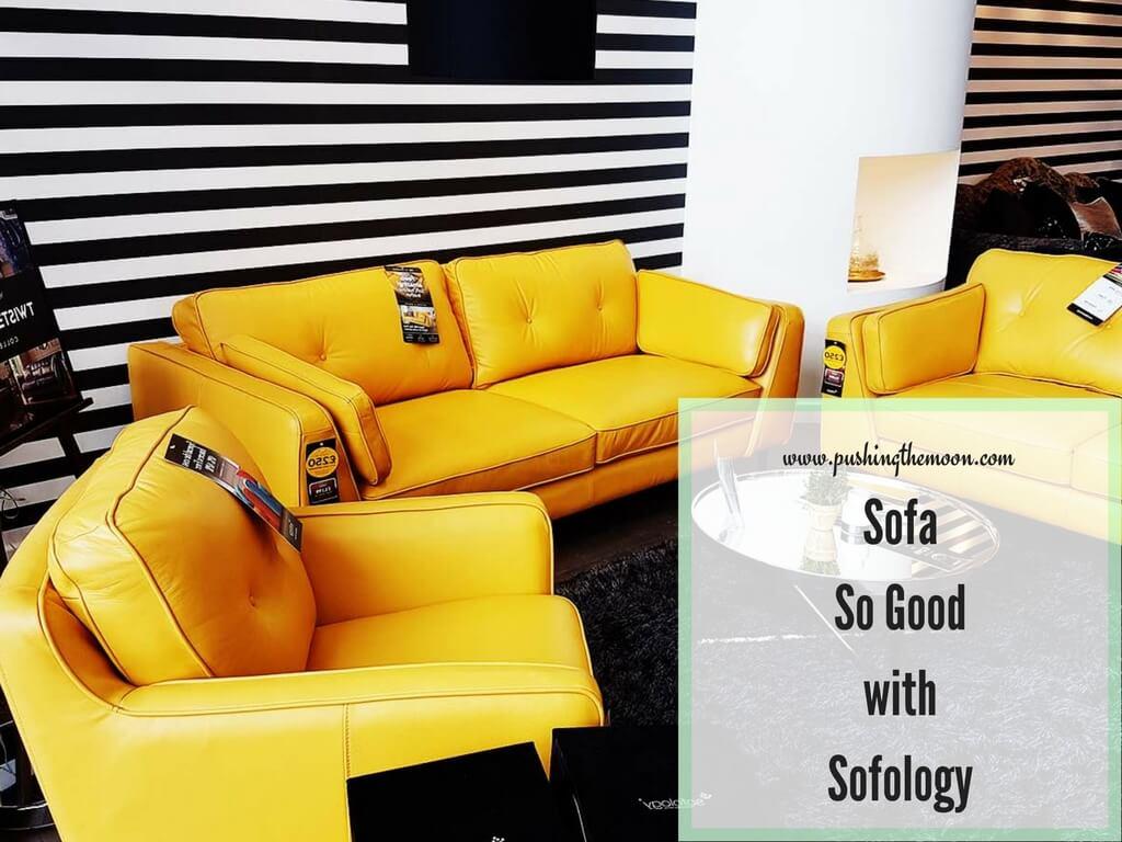 Sofa So Good with Sofology
