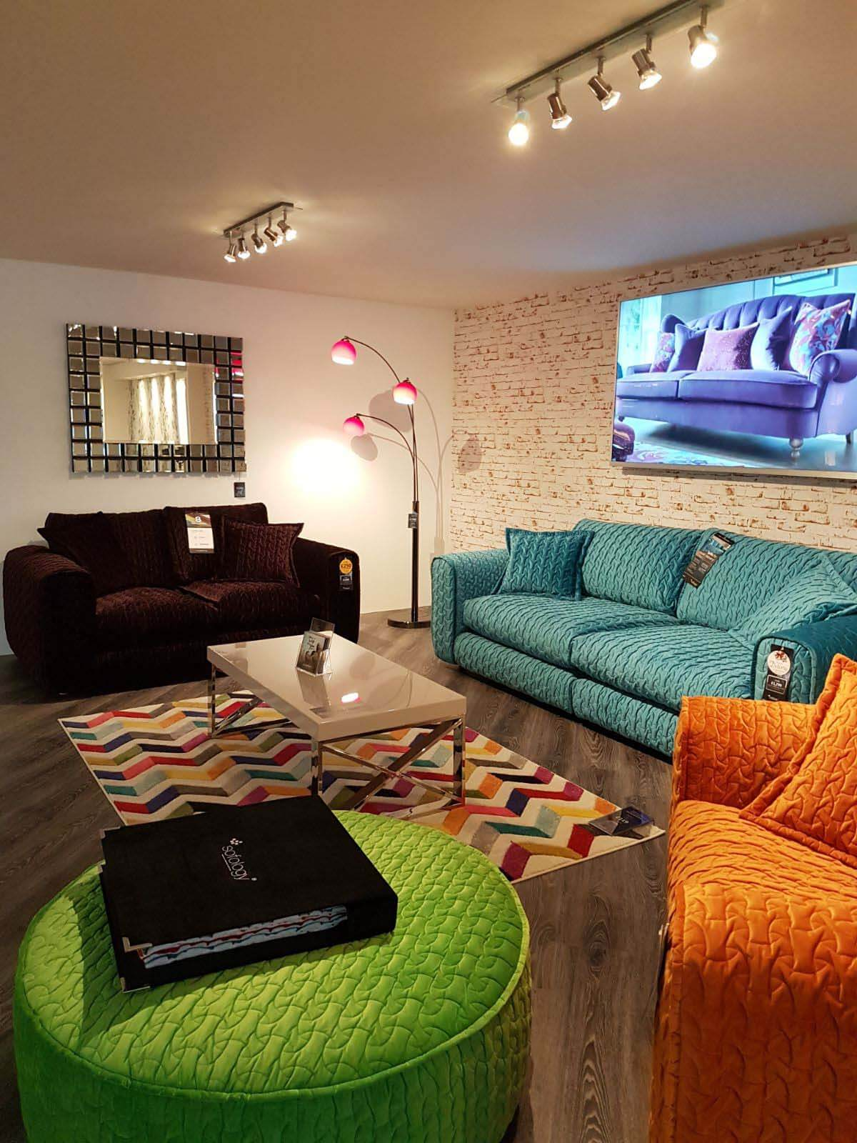 Sofa So Good with Sofology - the Candi Range