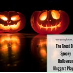 The Great Big Halloween Bloggers Playlist Header