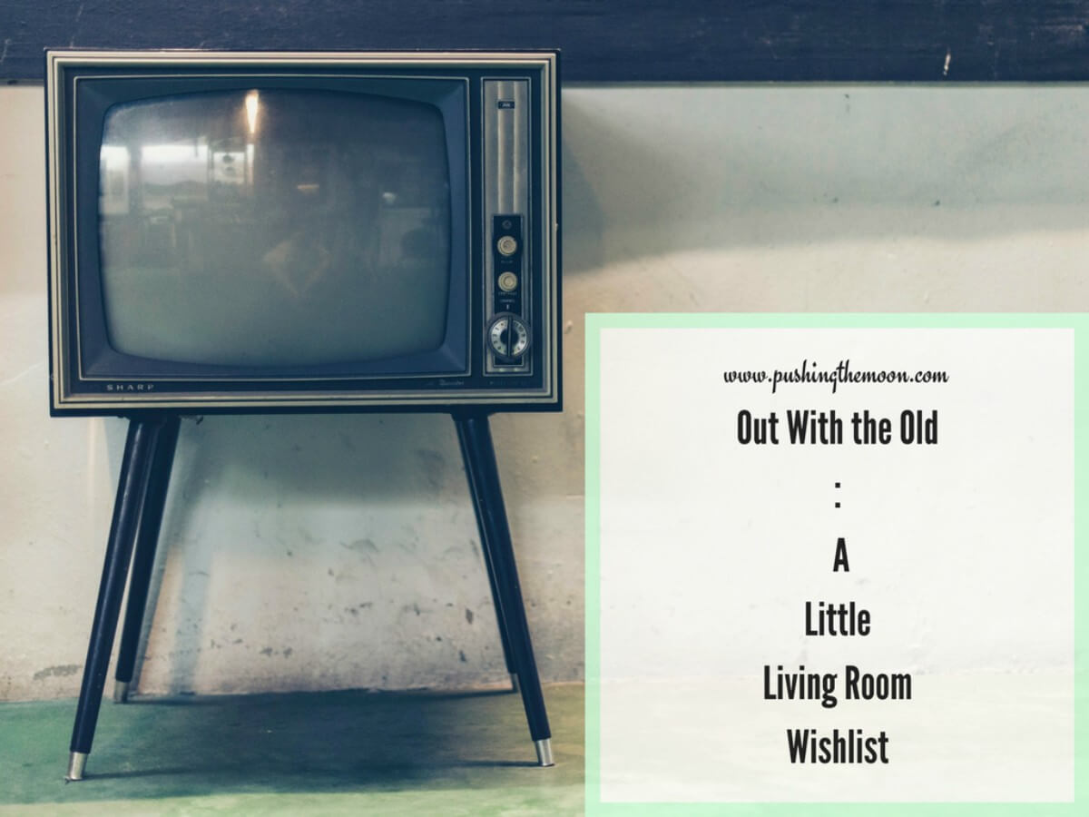 Out With the Old: A Little Living Room Wishlist