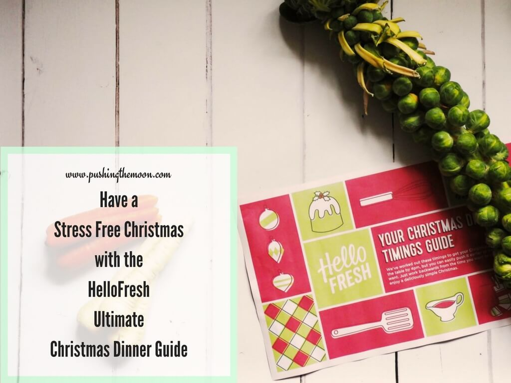 Have a Stress Free Christmas with the HelloFresh Ultimate Christmas Dinner Guide