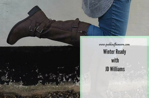 Winter Ready with JD Williams