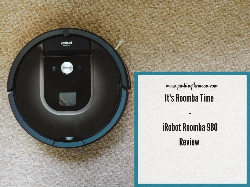 It's Roomba Time – iRobot Roomba 980 Review