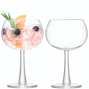 Some Things for the Weekend - Annabel James_2008923_A pair of Gin Balloon Glasses.