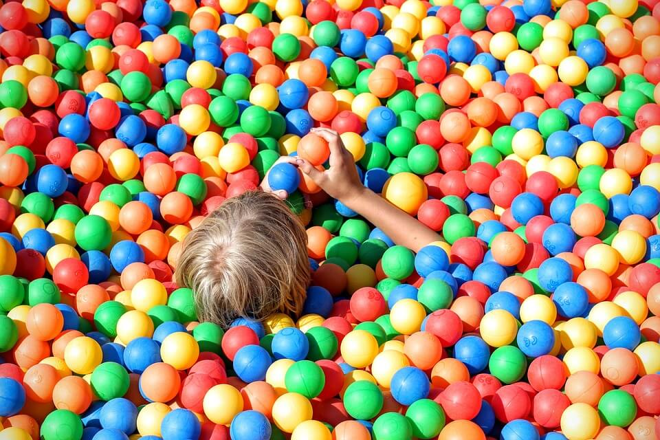 Fun Kids' Activities That Parents Will Enjoy Too! - ball pit