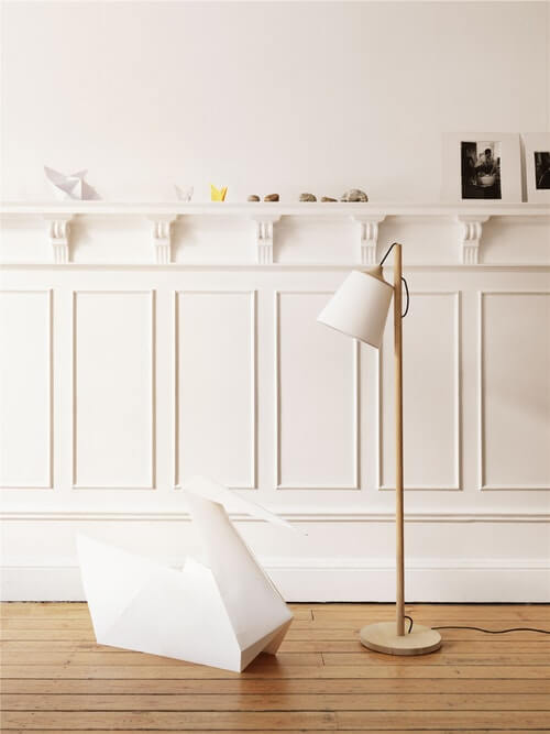 Choosing a New Lamp for the Living Room - Muuto PULL Lamp