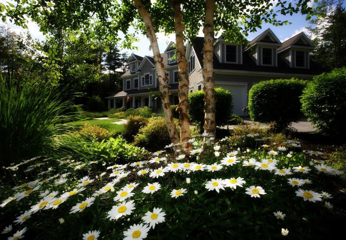 Your House Search Checklist - Garden