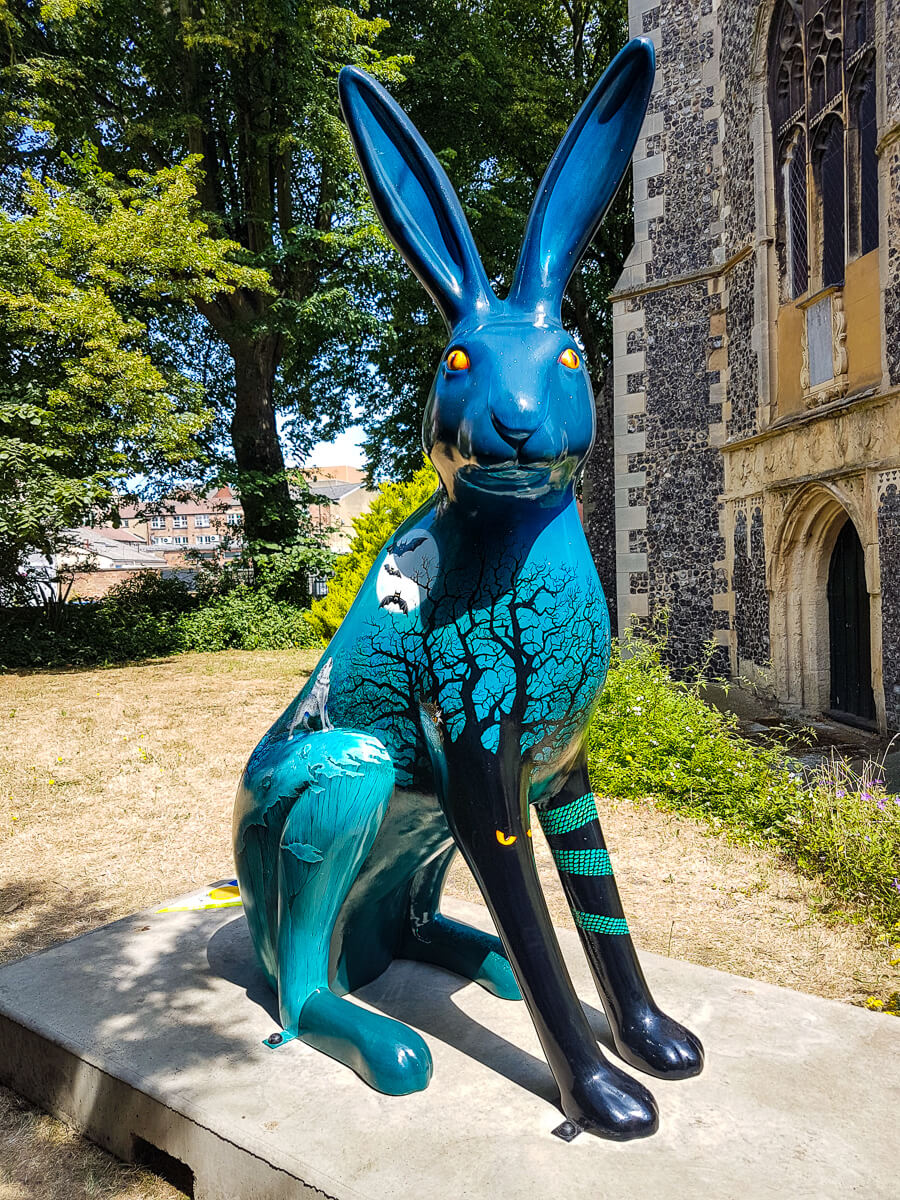 Looking back at July - Go Go Hares