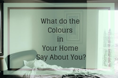 What do the Colours in Your Home Say About You?