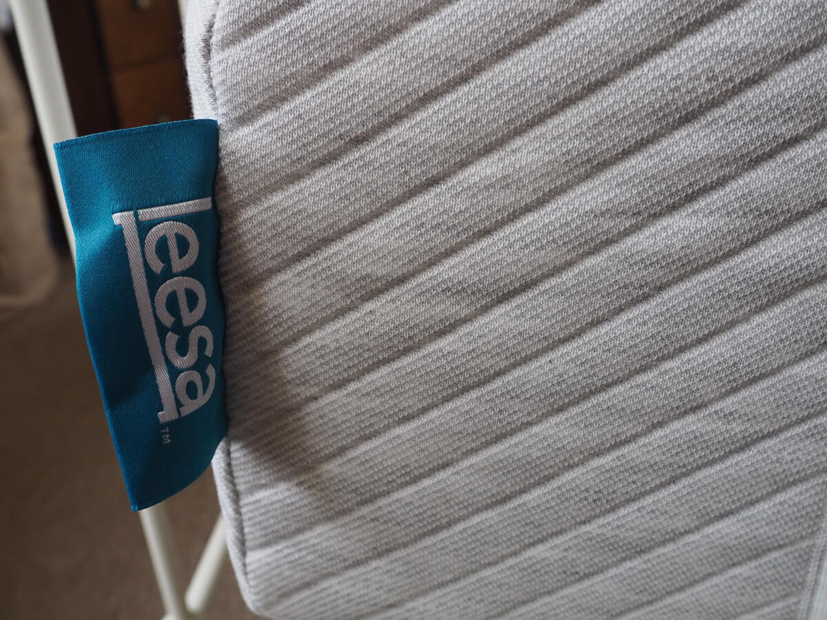 Leesa Mattress Tag