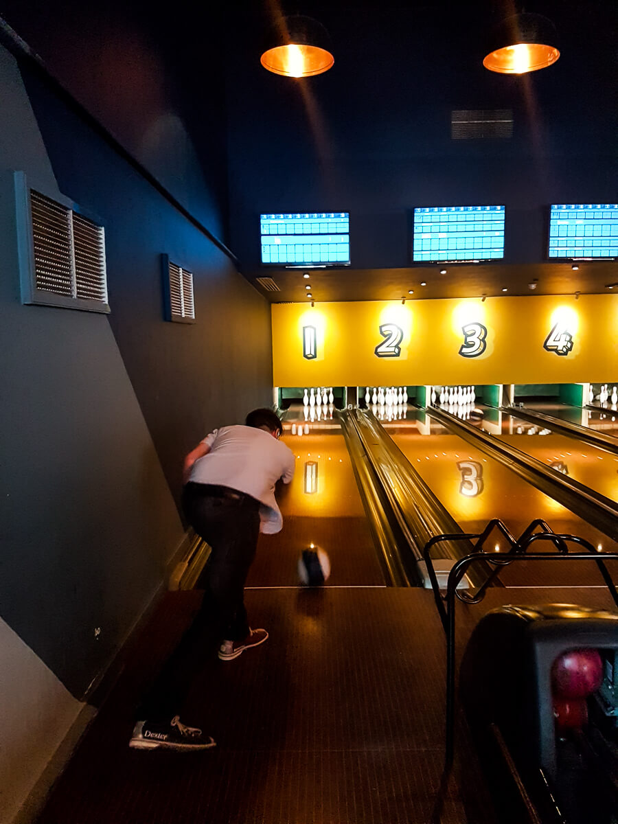 Bowling House Norwich Review - Rob Bowling