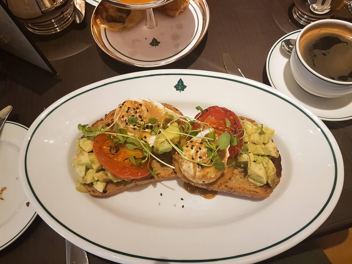 The Ivy Brasserie - Breakfast