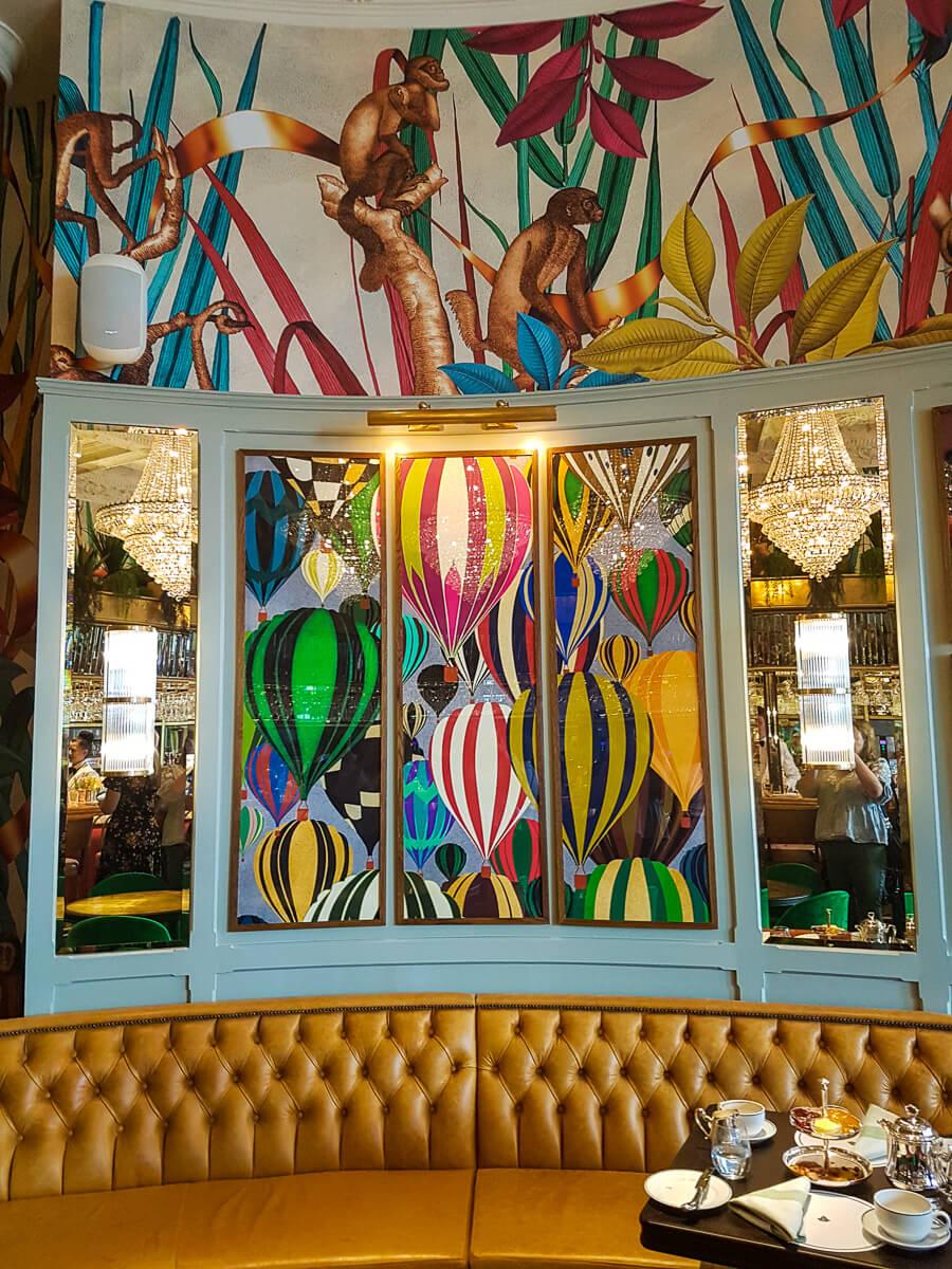 The Ivy Brasserie - Interior