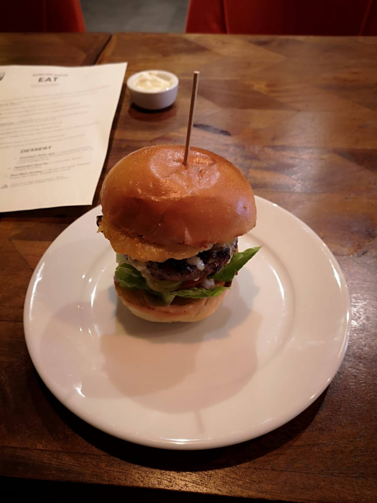 Bowling House Norwich Review - BoHO Stack Burger