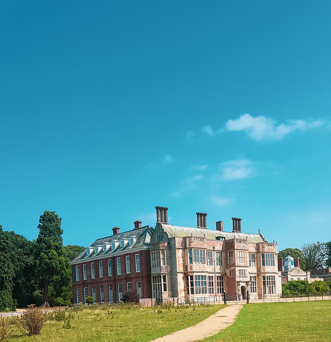 Looking Back at August - Liked and Loved - Felbrigg Hall