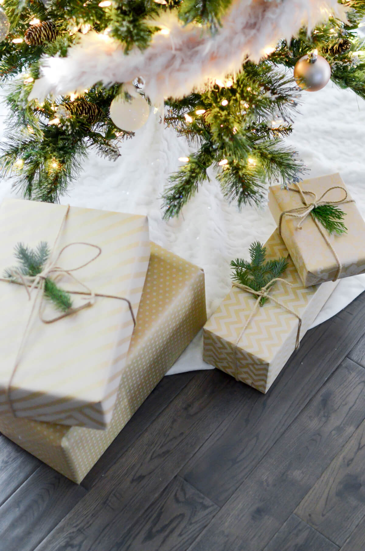 Christmas Planning - Choosing a Special Gift to Spark an Interest - Christmas gifts under a tree