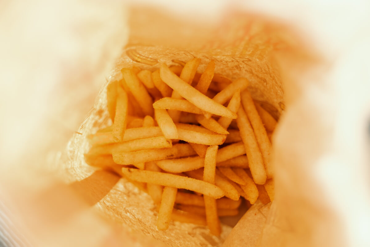 Why do people love chips? French fries
