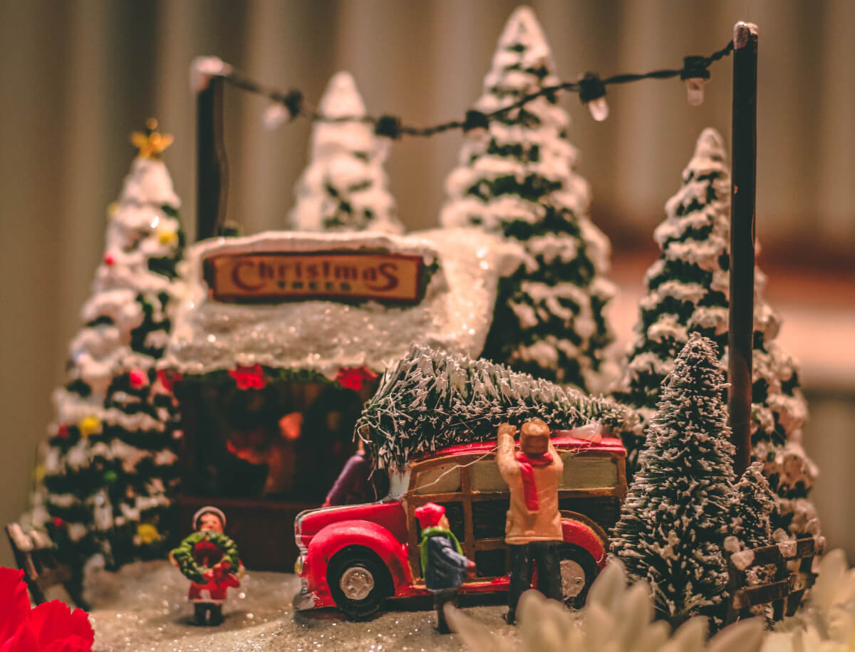 Christmas Planning - Choosing a Special Gift to Spark an Interest - small Christmas toys