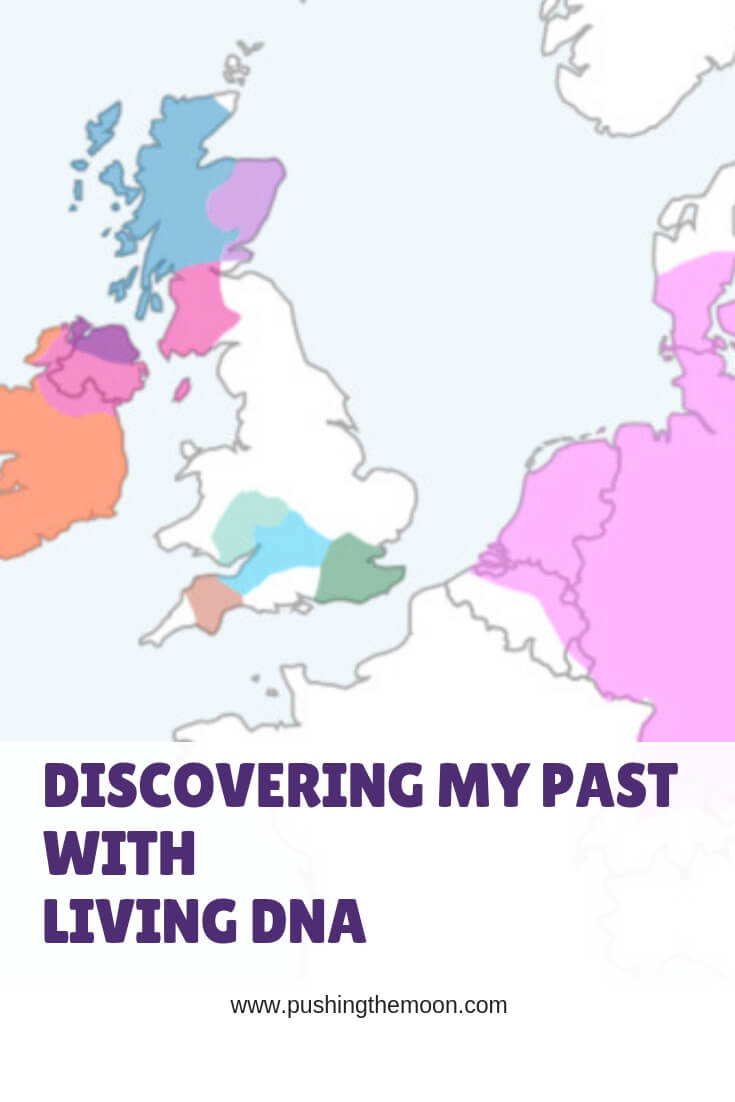 DNA Map - Living DNA