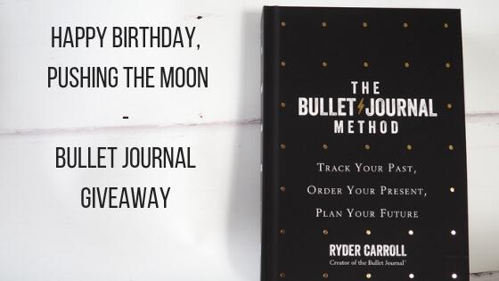 Happy Birthday Pushing the moon