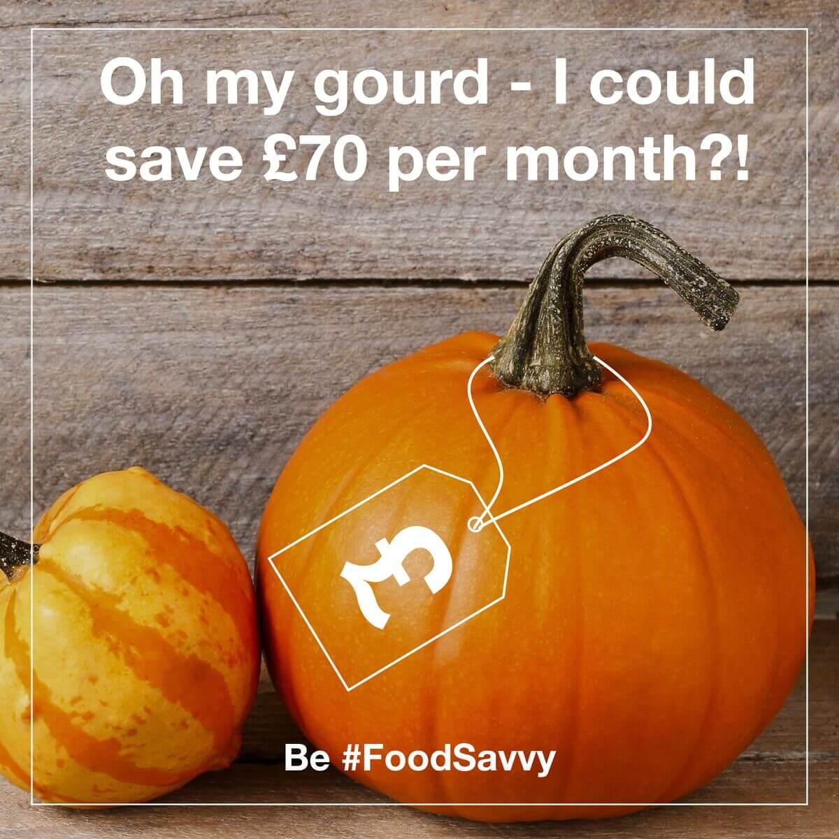 #FoodSavvy Oh My Gourd